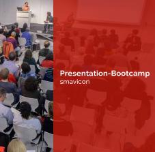Presentation-Bootcamp - mehrstufiger Präsentations-Workshop mit zahlreichen Wow-Momenten