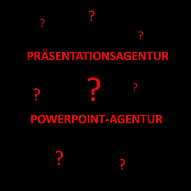 Unterschied zwischen Präsentations- und PowerPoint-Agentur
