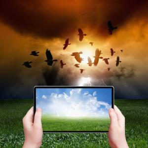 Beitragsbild zum Blogartikel zu Augmented Reality