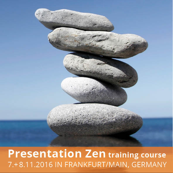 Presentation Zen for Business Training in English