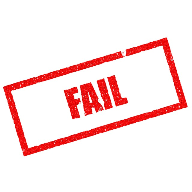 5 Fehler verderben Präsentation