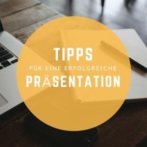 Tipps für eine Präsentation