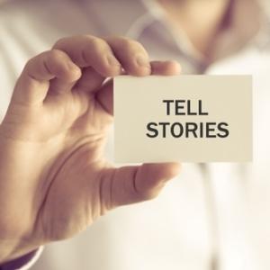 Geschichten erzählen - Gastbeitrag von Gaby S. Graupner
