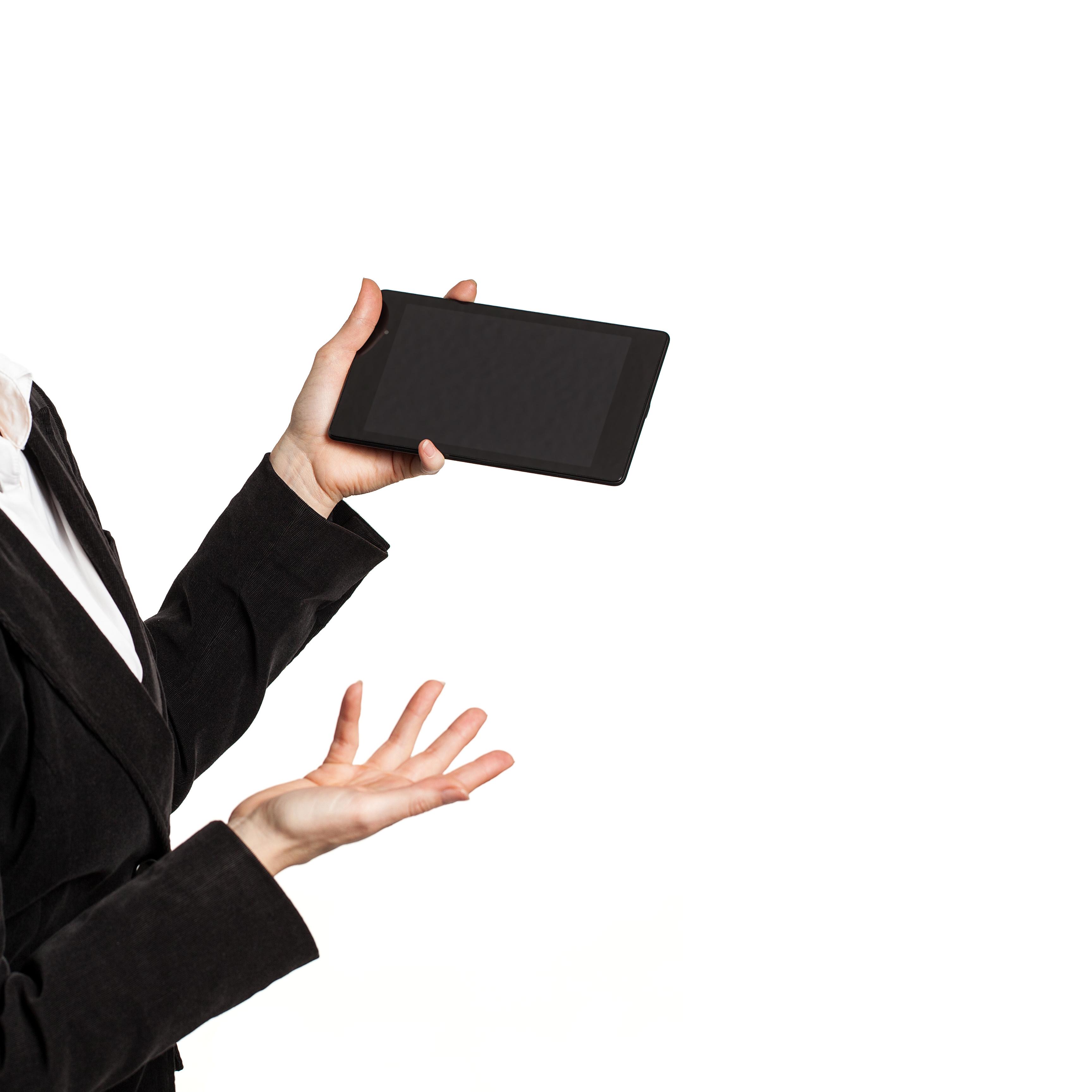 Beitragsbild zum Thema Präsentieren mit Gegenstand