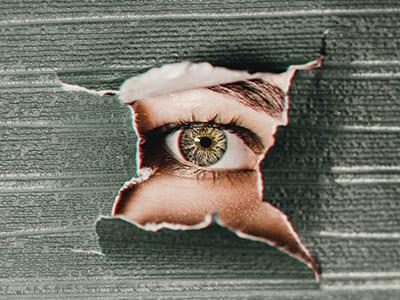 Visualisierung Auge