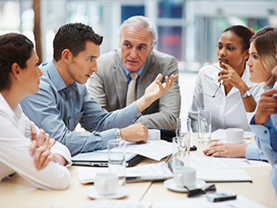 Agentur Meeting